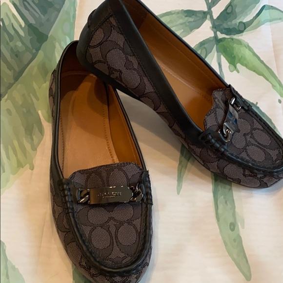 Coach Shoes | Slipon Loafers | Poshmark